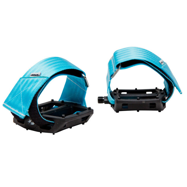 Velcro Straps V2 – all sky blue!