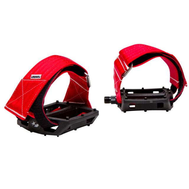 Velcro Straps V2 – all red!