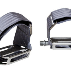 Velcro Straps V2 – all silver!