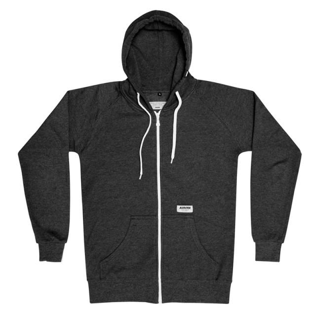 """Reflex V3″ Hooded Zipper"