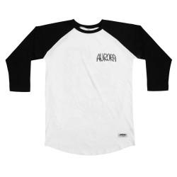 """AURORA x Peter Aurisch – """"Bike 1″ – Baseball Shirt"""