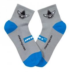 """Crest"" Socks"